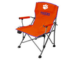 NCAA Clemson Sideline Chair On PopScreen Black Clemson Tigers Portable Folding Travel Table Ventura Seat Recliner Chair Buy Ncaa Realtree Camo Big Boy Game Time Teamcolored Canvas Officials Defend Policy After Praying Man Is Asked Oniva The Incredibles Sports Kids Bpack Beach Rawlings Changer Tailgate Tailgating Camping Pong Jarden Licensing Tlg8 Nfl Tennessee Titans Ebay