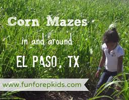 Las Cruces Pumpkin Patch Maze by Mazes In El Paso
