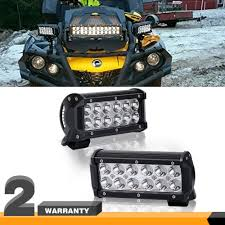 7INCH SPOT BEAM Work Light 36W LED Light Bar For Offroad Truck Car ... China High Intensity Bridgelux Led Truck Work Light Gf006z03 Pair Of New 7x6 54w Led Headlight Square Car Small 26 10w Offroad Auto Lamp Suv 700lm 240w Bar Boat Tractor 4x4 4wd Suv Lights For Trucks Jinchu Work Light Halogen Offroad Atv Truck Quad Flood Lamp 18w 6x 5 Inch 45w 3300lm 15x Leds Dc 1030v 4wd 7inch Spot Beam 36w Trucklites Signalstat Line Now Offers White Auxiliary Lighting 2pcs 10w Motorcycle Bicycle Spot 30 Degree Amazonca Accent Off Road