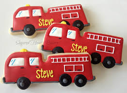 Firetruck Cookies | Dozen Fire Engine Red Firetuck Cookies By ... Fire Engine Playmobil Crazy Smashing Fun Lego Fireman Rescue Youtube Truck Themed Birthday Ideas Saving With Sarah Cookie Catch Up Cutter 5 In Experts Since 1993 Christmas At The Museum 2016 Dallas Bulldozer And Towtruck Sugar Cookies Rhpinterestcom Truck Birthday Cookies Stay For Cake Pinterest Sugarbabys And Cupcakes Hotchkiss Pl70 4x4 Virp 500 Eligor Car 143 Diecast Driving Force Push Play 3000 Hamleys Toys Cartoon Kids Peppa Pig Mickey Mouse Caillou Paw Patrol