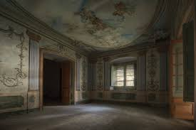 Wallpaper Old Window Creepy Horror Abandoned Spooky Cast Wall House Lost HDR Column Interior Design Empty Chateau Urbex Estate Beautiful