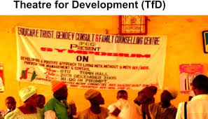 Theatre For Development TfD As A Qualitative Evaluation Tool