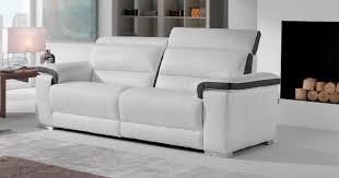 canape angle cuir relax electrique arizona cuir têtières relevables personnalisable sur univers du cuir