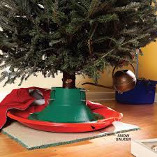 Christmas Tree Watering Funnel Home Depot by Decoration Ideas Awesome Picture Of Accessories For Christmas Tree Decorating Design Using Round Red And Dark Green Plastic Christmas Tree Watering Funnel