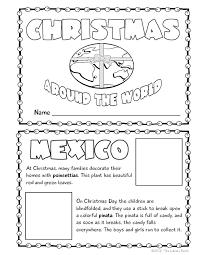 Christmas Around The World Unit 3rd Grade New Year 2018