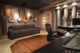 Home Music Studio Room