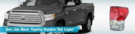 toyota tundra light taillights crash tyc ipcw
