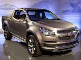 New Chevrolet Colorado Pickup Confirmed For U.S.