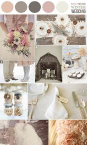 Beautiful Winter Wedding Colors 1000 Ideas About