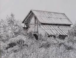 Pen And Ink Drawings Of Houses | Traditional Art Guild – Hidden ... The Art Of Basic Drawing Love Pinterest Drawing 48 Best Old Car Drawings Images On Car Old Pencil Drawings Of Barns How To Draw An Barn Farm Weather Stone Art About Sketching Page 2 Abandoned Houses Umanbn Pen And Ink Traditional Guild Hidden 384 Jga Draw Print Yellowstone Western Decor Contemporary Architecture Original By Katarzyna Master Sothebys