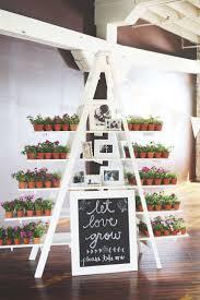 Shabby Chic Wedding Decor Pinterest by Best 25 Ladder Wedding Ideas On Pinterest Reception Decorations