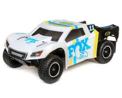 100 4wd Truck Losi TENACITY SCT 110 RTR 4WD Brushed Short Course Fox