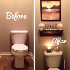 Half Bath Decorating Ideas Pictures by Cheap Bathroom Decorating Ideas Pictures Best 10 Red Bathroom