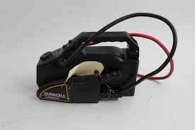 duracell jump starter and pro lift jack 2 pieces property room