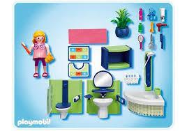 playmobil badezimmer zum citylife tisch dusche toilette