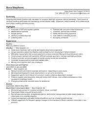 Resume Objective Examples For Cashier Position Example Of Resumes Objectives Sample Responsibilitie
