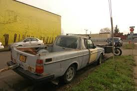100 240 Truck 1979 Volvo 242 GT Pickup Imports Flower Cars Pickups Custom
