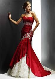 bridesmaid dresses red dresscab