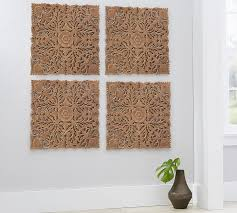 Pottery Barn Metal Wall Decor by Fascinating 70 Wood Panel Wall Art Inspiration Design Of Ornate