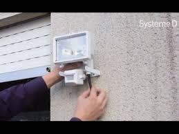 projecteur exterieur avec detecteur de presence comment installer un projecteur extérieur à détecteur de présence