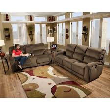 Southern Motion Reclining Sofa Power Headrest by 61p 1 Crescent Double Reclininga With Power Headrest By Southern