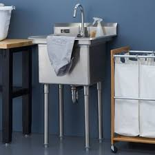Laundry Room Sink With Built In Washboard by Laundry U0026 Utility Sinks You U0027ll Love Wayfair