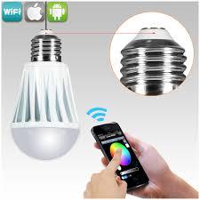 aliexpress buy wifi remote switch rgbw hue light bulbs by