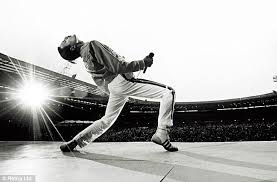 WE ARE THE CHAMPIONS Freddie Mercury And Queen Unashamedly Stole The Show At Wembley