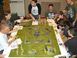 Game Designer Matt Hope Center Hosts An AE World War II Pulp City