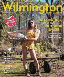 Windward Hannah Patio Furniture by Wilmington Magazine March April 2014 By Columbia Living Magazine