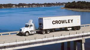 100 Crowley Trucking Merges Liner Services Unit Into Logistics