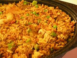 Jollof Rice Aka Jolof Or Djolof Benachin Is One Of The Better Known Classic West African Dishes Its Always Amusing To Read That This