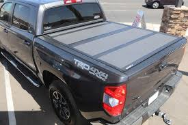 100 Tonneau Covers For Trucks 20072019 Toyota Tundra 55 Bed BAKFlip MX4 Hard Folding Cover