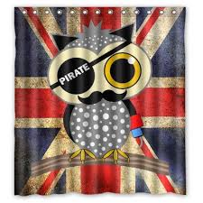 Top Kids Pirate Shower Curtain Sites for the Bathroom Decor with