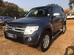 mitsubishi pajero in South Africa