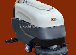 c510 walk industrial tile floor scrubber cleaning machine