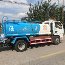 100 Water Truck Tanks Used Dongfeng 42 In Ing Cart In Tanker
