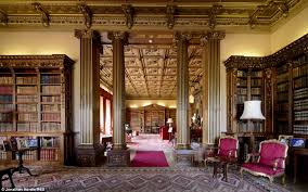 Highclere Castle Ground Floor Plan by Want To See Inside The Real Downton Abbey From Grandiose Entrance
