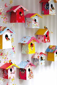 Paper Craft Work For Home Decoration