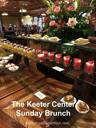 Dobyns Dining Room Point Lookout by 10 Reasons To Do Sunday Brunch At The Keeter Center