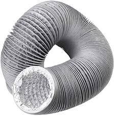 qyhss 6m länge abluftschlauch flexibel pvc flexibles