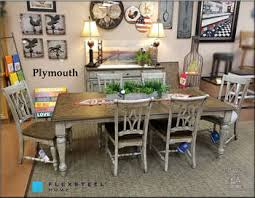 Flexsteel Plymouth Dining Collection