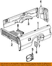 Dodge Dakota Oem Floor Mats by Dodge Dakota Box Exterior Ebay