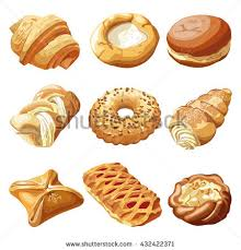 Pastry clipart bakery product 9