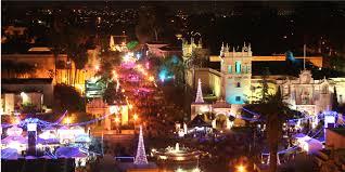 Balboa Park Halloween Night by Best Christmas Lights 2016 In San Diego Sandiegovips