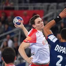 HandballBundesliga Rhein Neckar Löwen Verpflichten Niclas Kirkelökke