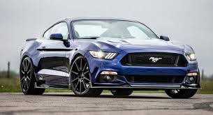 Hennessey s Ford Mustang HPE750 Does Look Good In Its New Carbon Suit
