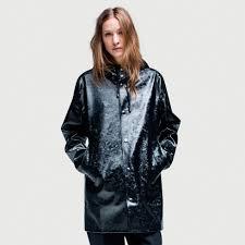 rubberized cotton raincoat for ladies raincoat for women