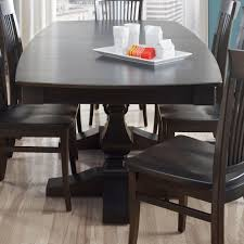 Canadel Custom Dining Customizable Boat Shape Table With Leaf