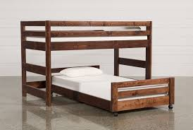 Low To The Ground Bunk Beds by Sedona Junior Loft Bed W Twin Caster Bed Living Spaces